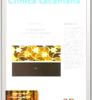 Introducción a la clínica lacaniana | Curso extensión universitaria 2007