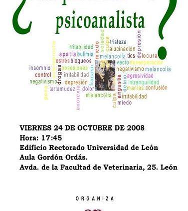 XII JORNADA CASTELLANO Y LEONESA DE PSICOANÁLISIS