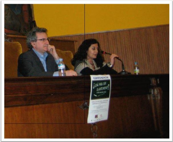 Conferencia ¿QUÉ PASA CON LA AUTORIDAD? Padres-Maestros-Niños