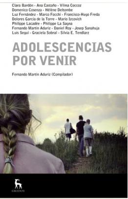 ADOLESCENCIAS POR VENIR-Presentación Libro