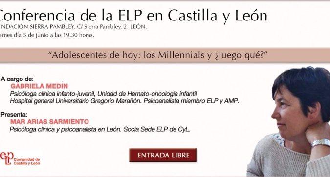 Conferencia anual de la ELP de Castilla y León