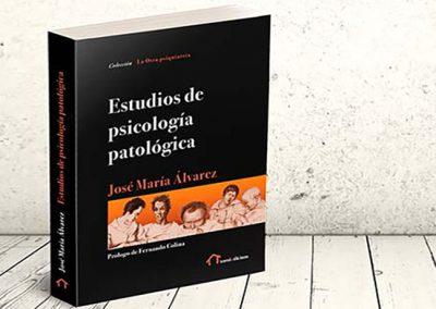 Presentación del libro «Estudios de psicología patológica»